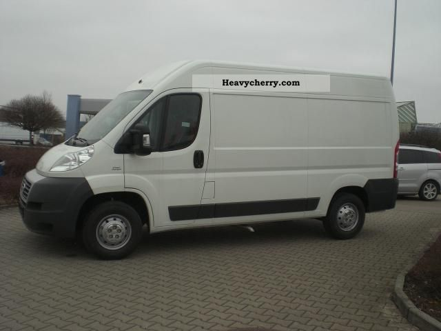 2012 Fiat  Ducato L2H2 96 kW (131 hp), Manual Van or truck up to 7.5t Box-type delivery van - high photo