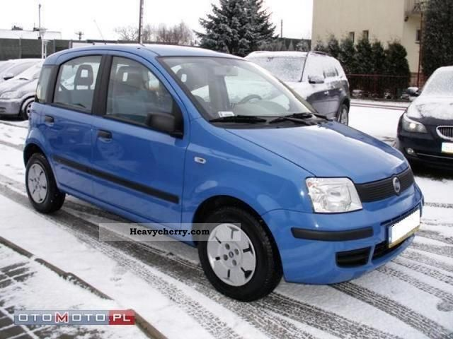 fiat panda vat 1 wbity w dow d 2006 other vans trucks up to 7 photo and specs. Black Bedroom Furniture Sets. Home Design Ideas
