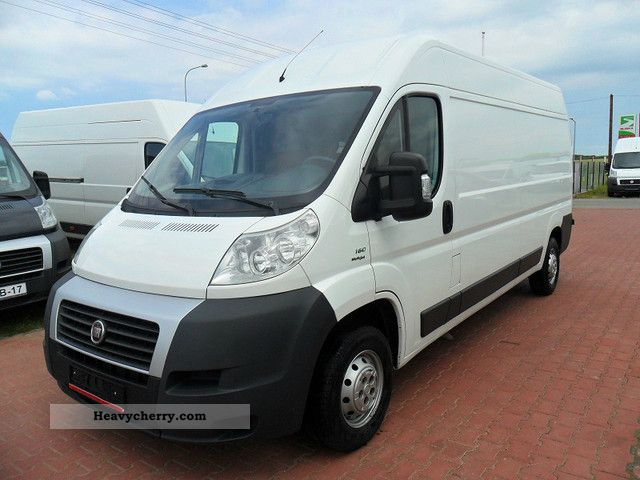 fiat ducato l4h2 2009 2 3 climate 120ps 2009. Black Bedroom Furniture Sets. Home Design Ideas