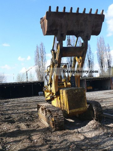 fiat caterpillar fiat allis fl 14 b 1983 dozer construction equipment photo and specs logo heavycherry com