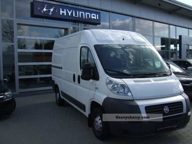 fiat ducato l2h2 2008 other vans trucks up to 7 photo and. Black Bedroom Furniture Sets. Home Design Ideas