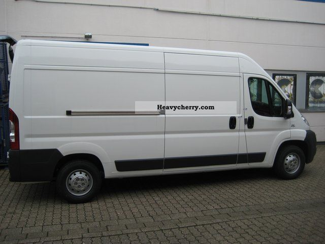 fiat ducato van 33 l4h2 wide body 130 2012 box type delivery van high and long photo and specs. Black Bedroom Furniture Sets. Home Design Ideas