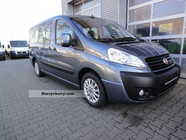 Fiat Scudo Panorama Executive L2H1 165 E5 2011 Estate
