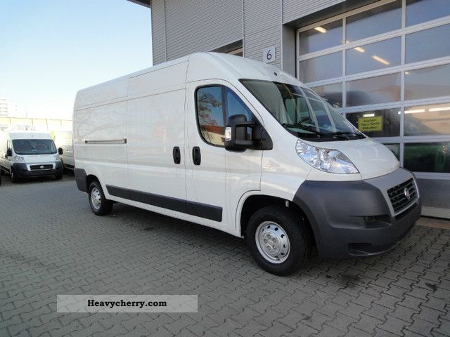 fiat ducato 130 multijet l4h2 kawa 35 e5 2011 box type delivery van high and long photo and specs. Black Bedroom Furniture Sets. Home Design Ideas