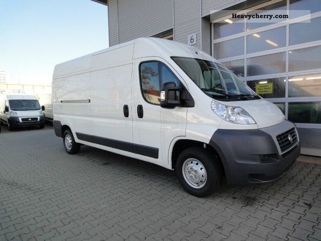 fiat ducato l4h2 kawa 33 e5 2012 box type delivery van high and long photo and specs. Black Bedroom Furniture Sets. Home Design Ideas