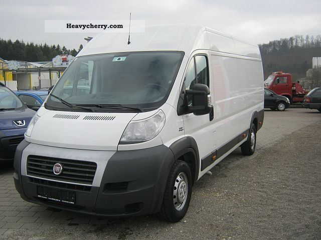 fiat ducato l5h2 120 multijet climate radio vat zv. Black Bedroom Furniture Sets. Home Design Ideas
