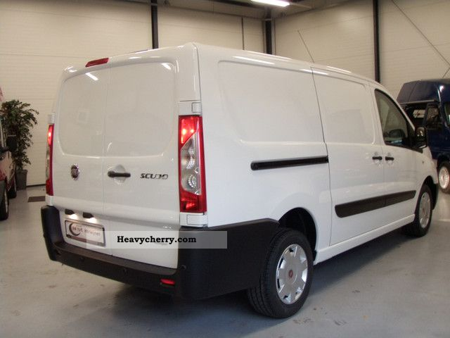 fiat scudo 2011 box type delivery van photo and specs. Black Bedroom Furniture Sets. Home Design Ideas