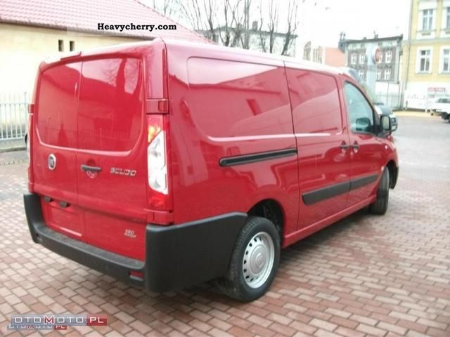 fiat scudo furgon 2011 other vans trucks up to 7 photo and specs. Black Bedroom Furniture Sets. Home Design Ideas