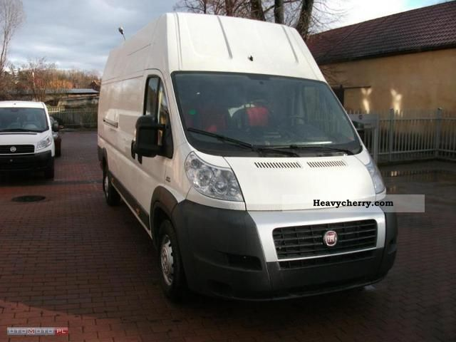 fiat ducato maxi l4h3 furgon 2011 other vans trucks up to. Black Bedroom Furniture Sets. Home Design Ideas