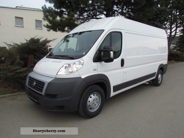 fiat ducato maxi 35 l4h2 130 with tachograph 2011 box type delivery van high and long photo. Black Bedroom Furniture Sets. Home Design Ideas
