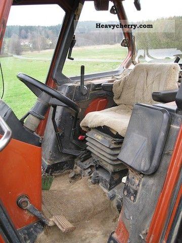 Fiat 70 90 Dt Wheel Full Hydraulic Cabin Front Loading