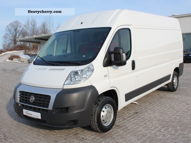 fiat ducato l4h2 120 2 3 35 l4 h2 mjet 5 gg climate 2012. Black Bedroom Furniture Sets. Home Design Ideas