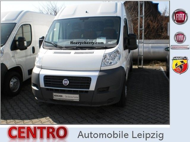 fiat ducato l4h2 kawa 120 35 climate 2011 box type delivery van high and long photo and specs. Black Bedroom Furniture Sets. Home Design Ideas