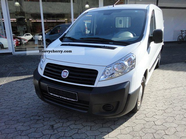 fiat scudo 120 multijet l1h1 2010 box type delivery van photo and specs. Black Bedroom Furniture Sets. Home Design Ideas
