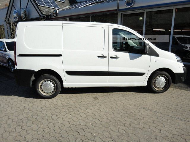 fiat scudo 120 multijet l1h1 2010 box type delivery van. Black Bedroom Furniture Sets. Home Design Ideas