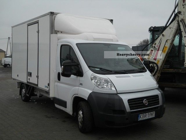 2009 Fiat  Bravo Van or truck up to 7.5t Other vans/trucks up to 7 photo