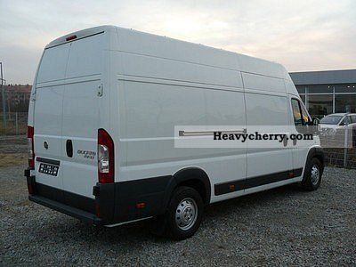 fiat ducato maxi l5h3 2012 box type delivery van high photo and specs. Black Bedroom Furniture Sets. Home Design Ideas