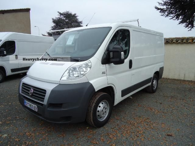 fiat ducato 2 2 jtd 100cv ch1 8m3 2008 box truck photo and specs. Black Bedroom Furniture Sets. Home Design Ideas