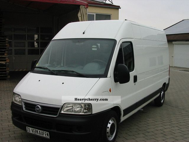 fiat ducato 244 2003 box type delivery van photo and specs. Black Bedroom Furniture Sets. Home Design Ideas
