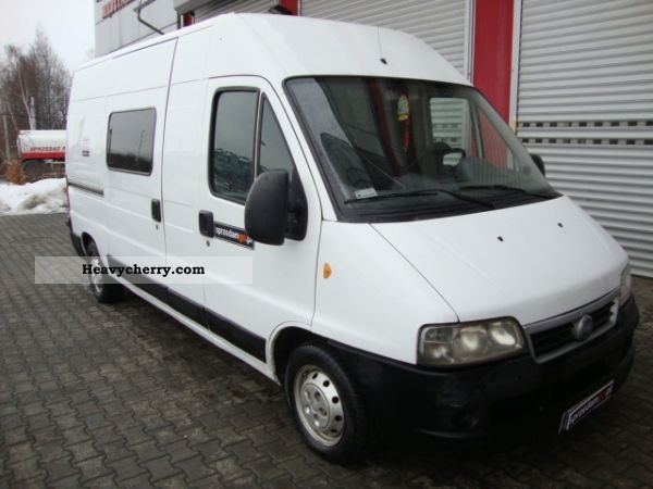 fiat ducato 2 8 jtd sprzedamgo 2004 other vans trucks up to 7 photo and specs. Black Bedroom Furniture Sets. Home Design Ideas