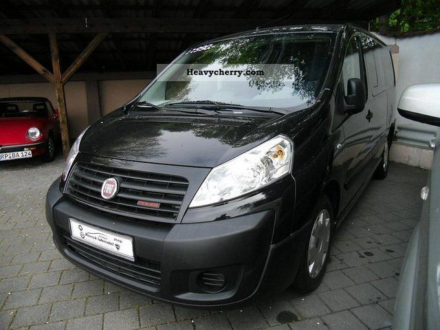 fiat scudo 140 multijet l1h1 2009 box type delivery van photo and specs. Black Bedroom Furniture Sets. Home Design Ideas
