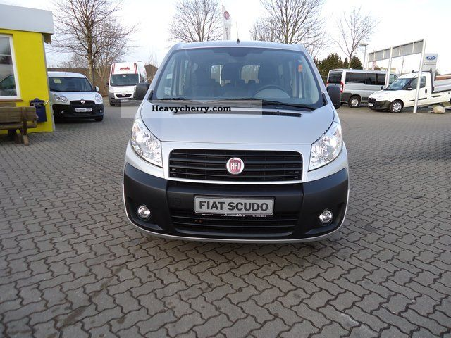 fiat scudo combi l2h1 130 multijet euro 5 standard 2011 estate minibus up to 9 seats truck. Black Bedroom Furniture Sets. Home Design Ideas