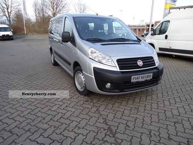 fiat scudo combi l2h1 130 multijet euro 5 standard 2011 estate minibus up to 9 seats truck. Black Bedroom Furniture Sets. Home Design Ideas