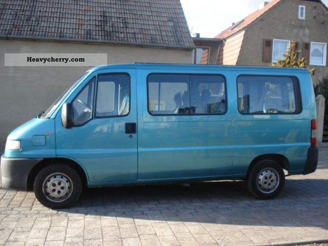 fiat bravo 2001 estate minibus up to 9 seats truck photo. Black Bedroom Furniture Sets. Home Design Ideas