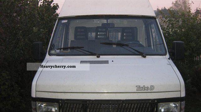 1993 Fiat  Bravo Van or truck up to 7.5t Other vans/trucks up to 7 photo