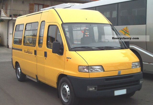 1996 Fiat  Bravo Coach Other buses and coaches photo