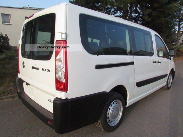 fiat scudo combi l2h1 130 39 39 9 seater 39 39 2011 estate minibus up to 9 seats truck photo and specs. Black Bedroom Furniture Sets. Home Design Ideas