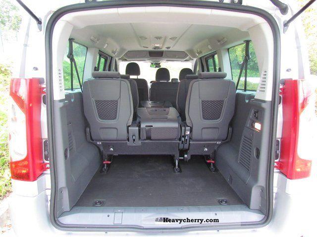 Fiat Scudo Panorama Executive L2h1 165 9 Seater 2011