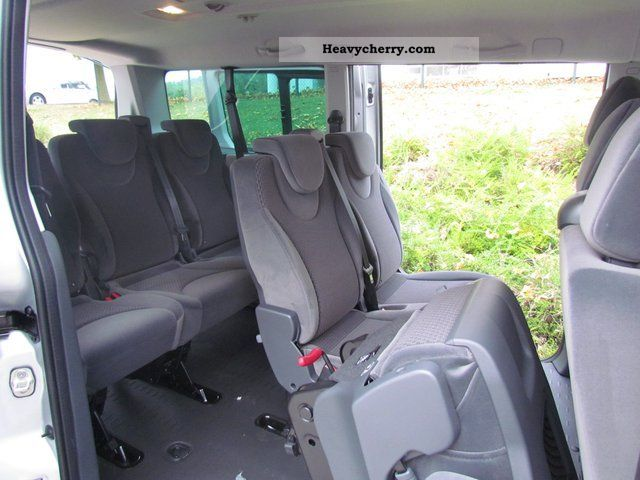fiat scudo panorama executive l2h1 165 39 9 seater 2011. Black Bedroom Furniture Sets. Home Design Ideas
