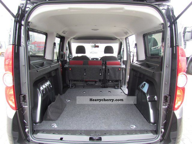Doblo Maxi Pictures To Pin On Pinterest