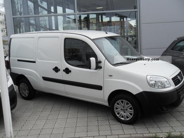 fiat doblo cargo 2008 box type delivery van long photo and specs. Black Bedroom Furniture Sets. Home Design Ideas