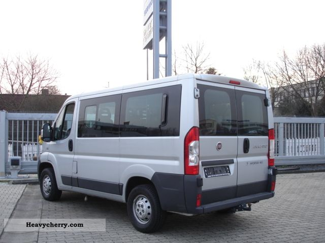fiat ducato kombi 30 l1h2 120 m jet euro 4 air 2009. Black Bedroom Furniture Sets. Home Design Ideas