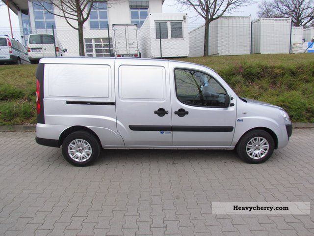 Fiat Doblo 1 9 Multijet Sx Maxi With Winter Cold Expansion