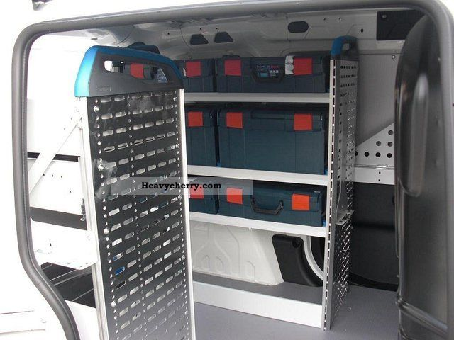 Fiat Doblo Cargo Sx 1 6 16v M Jet Bosch Sortimo System