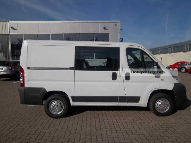 fiat ducato 39 6 seater with partition 39 l1h1 100 multije 2011 other vans trucks up to 7 photo and. Black Bedroom Furniture Sets. Home Design Ideas