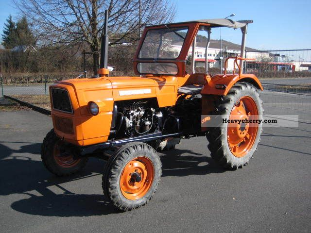 1966 Fiat  315 Agricultural vehicle Tractor photo