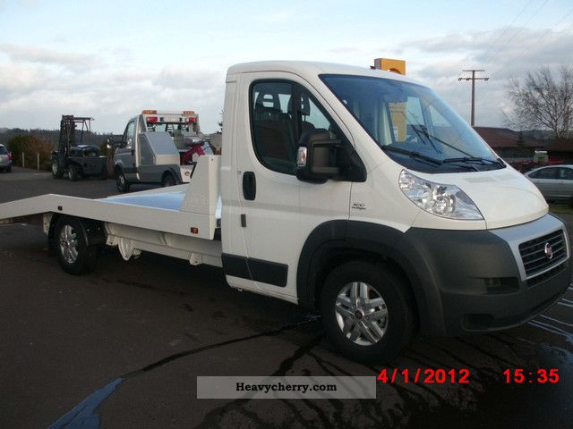 fiat ducato 250 tow 2011 breakdown truck photo and specs. Black Bedroom Furniture Sets. Home Design Ideas
