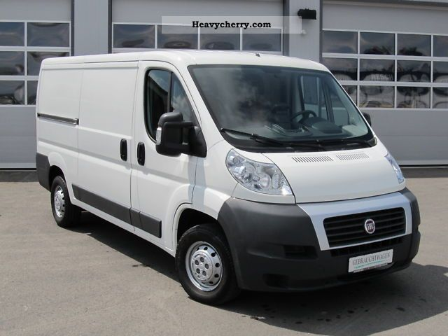 fiat ducato van 33 l2h1 120 multijet air 2009 box type. Black Bedroom Furniture Sets. Home Design Ideas
