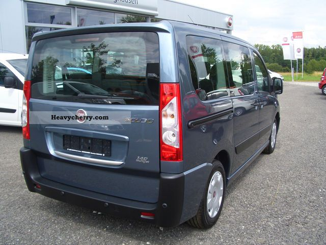 fiat scudo panorama executive 140 multijet 2011 estate minibus up to 9 seats truck photo and specs. Black Bedroom Furniture Sets. Home Design Ideas