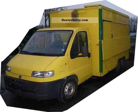 2000 Fiat  New car sales (chicken trucks) NEW Van or truck up to 7.5t Traffic construction photo