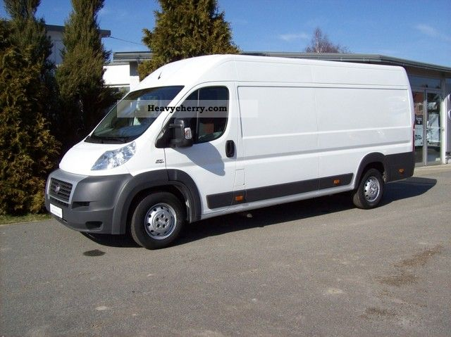 fiat ducato maxi l5h2 kastenwagen 35 120 hp 2008 other vans trucks up to 7 photo and specs. Black Bedroom Furniture Sets. Home Design Ideas