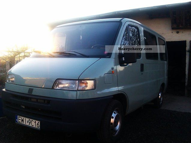 1996 Fiat  Bravo Van or truck up to 7.5t Other vans/trucks up to 7 photo