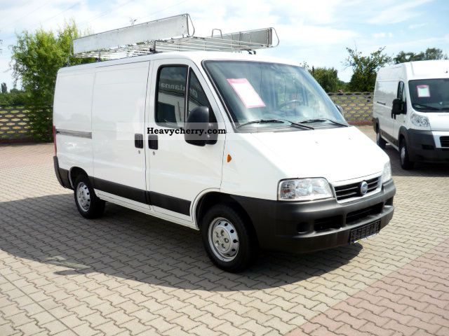 fiat ducato 11 c1a 2005 box type delivery van photo and specs. Black Bedroom Furniture Sets. Home Design Ideas