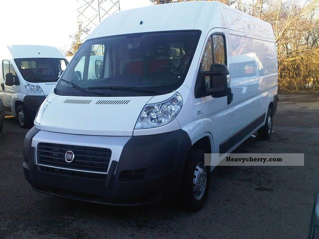 fiat fiat ducato van 35 l4h2 wide body 130 mult 2011 box type delivery van high and long photo. Black Bedroom Furniture Sets. Home Design Ideas