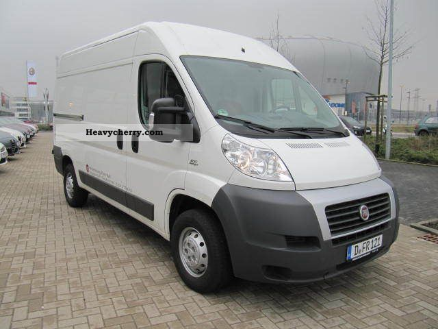 fiat ducato van 33 l2h2 120 m jet 2011 box type delivery. Black Bedroom Furniture Sets. Home Design Ideas