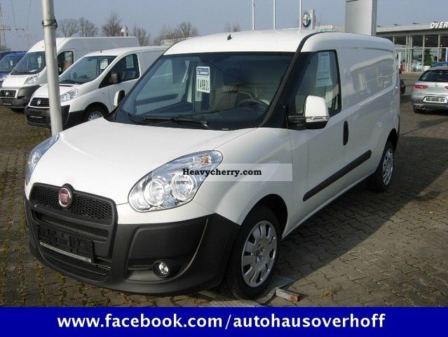 fiat doblo cargo 1 6 multijet sx maxi forwarding 2011 box. Black Bedroom Furniture Sets. Home Design Ideas